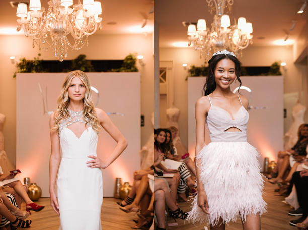 Hayley Paige Cleo and Koko Gowns
